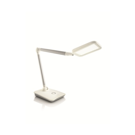 Philips 67426/31/16 - Stolní LED lampa ROBOT bílá 1xHighPower LED/10W/230V