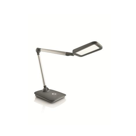 Philips 67426/87/16 - Stolní LED lampa ROBOT černá 1xHighPower LED/10W/230V