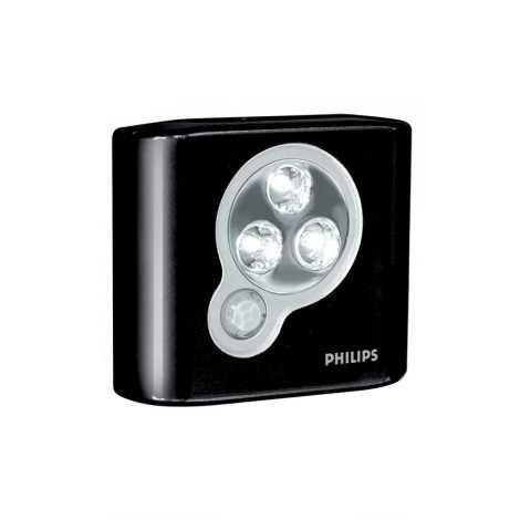 Philips 69101/30/PH - LED orientační svítidlo SPOT ON 1xLED/0,5W/AAA