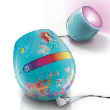 Philips 71704/25/26 - LED dětská lampa LIVINGCOLORS MICRO ARIEL LED-SMD/4,7W