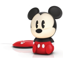 Philips 71709/30/16 -  dětská lampa DISNEY SOFTPAL MICKEY LED/1W/230V