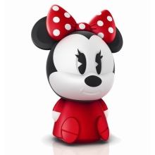 Philips 71710/31/16 -  dětská lampa DISNEY SOFTPAL MINNIE LED/1W/230V
