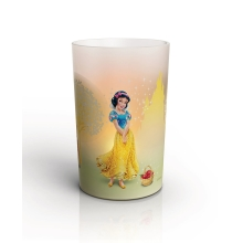 Philips 71711/01/16 - LED Stolní lampa CANDLES DISNEY SNOW WHITE LED/0,125W