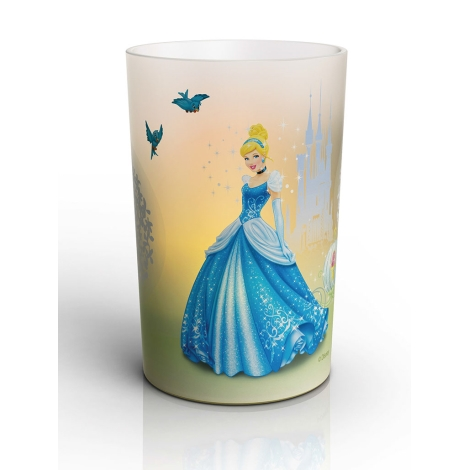 Philips 71711/02/16 - LED Stolní lampa CANDLES DISNEY CINDERELLA LED/1,5W
