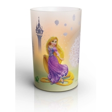 Philips 71711/03/16 - LED Stolní lampa CANDLES DISNEY RAPUNZEL 0,125W LED