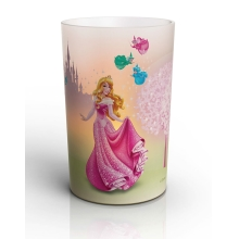 Philips 71711/25/16 - LED Stolní lampa CANDLES DISNEY SLEEPING BEAUTY LED/0,125W