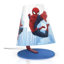 Philips 71764/40/26 - LED Dětská lampa MARVEL SPIDER MAN LED/4W/230V
