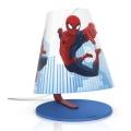 Philips 71764/40/26 - LED Dětská stolní lampička MARVEL SPIDER MAN LED/3W/230V