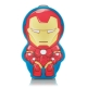 Philips 71767/35/16 - Dětská baterka DISNEY IRON MAN LED/0,3W/2xAAA