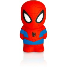 Philips 71768/40/16 - LED Dětská lampa MARVEL SPIDER-MAN 1xLED/0,2W/3V