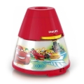 Philips 71769/32/16 - LED Dětský projektor DISNEY CARS LED/0,1W/3xAA