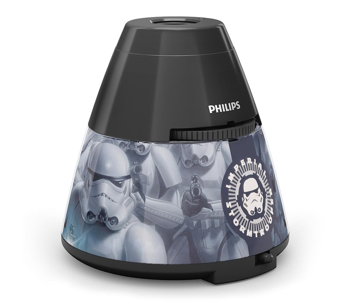 Philips 71769/99/16 - Dětský projektor STAR WARS LED/0,1W/3xAA