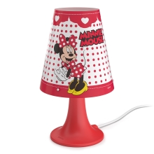 Philips 71795/31/16 - LED Dětská stolní lampa DISNEY MINNIE MOUSE LED/2,3W/230V