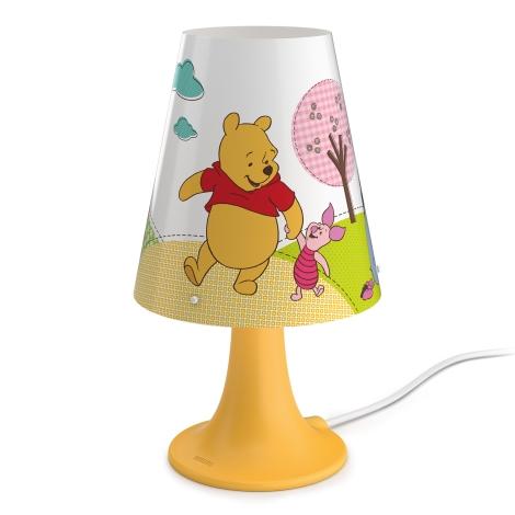 Philips 71795/34/16 - Dětská stolní lampa DISNEY WINNIE THE POOH LED/2,3W/230V