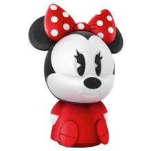 Philips 71883/31/PO - LED Dětská lampa DISNEY SOFTPAL MINNIE 1xLED/0,1W/USB