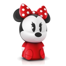 Philips 71883/57/P0 -LED Dětská lampička DISNEY MINNIE MOUSE LED/0,1W/USB