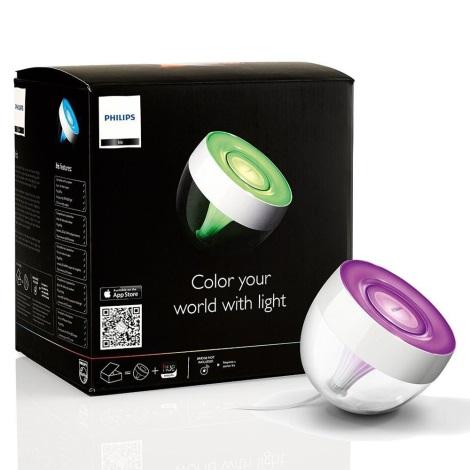Philips 71999/60/PH - Stolní lampa HUE IRIS 1xLED/10W/230V/RGB