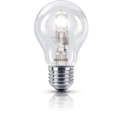 Philips 925692944201 - Stmívatelná halogenová žárovka A55 E27/28W/230V