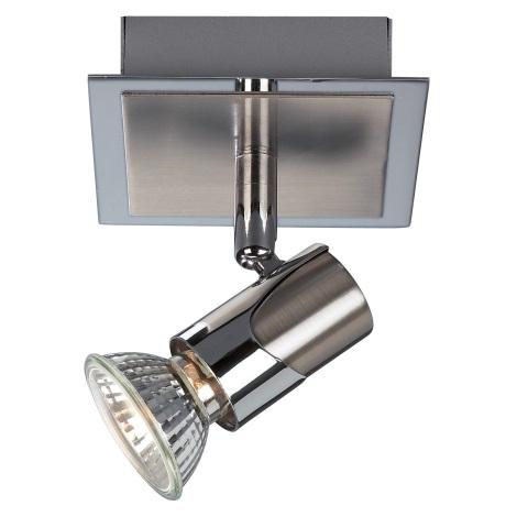 Philips Bright Light 54700/17/15 - Bodové svítidlo  1xGU10/50W/230V matný c