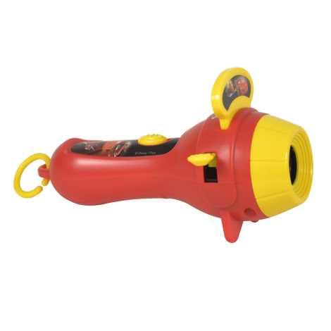 Philips - Dětský projektor CARS 2v1 LED/2xAAA
