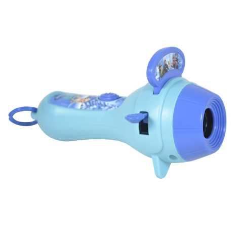 Philips - Dětský projektor FROZEN 2v1 LED/2xAAA