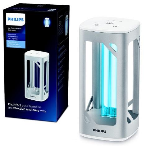 Philips - Dezinfekční germicidní lampa se senzorem UV-C/24W/230V