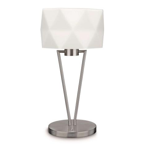Philips Eseo 37209/17/13 - Stmívatelná stolní lampa ROSSINI 1xE27/75W/230V