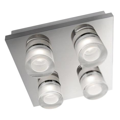 Philips ESEO 37245/11/13 - Stropní svítidlo SELV 4xLED/2,5W