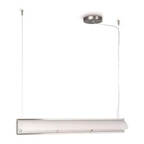 Philips ESEO 37775/17/13 - Závěsné svítidlo INSTYLE BRANCA 3xE27/60W/230V