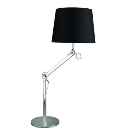 Philips Eseo 37969/30/13 - Stolní lampa  BREVI 1xE27/60W černá