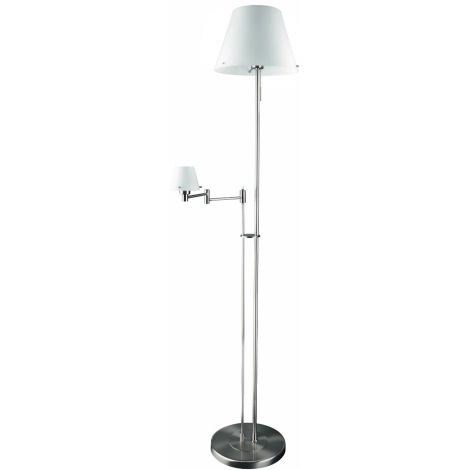 Philips Eseo 42225/17/13 - Tallis Podlahová lampa 1xE27/23W,1xG9/40