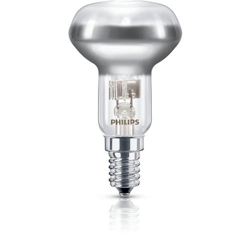 Philips - Halogenová žárovka E14/28W/230V