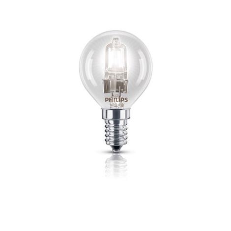 Philips Halogenová žárovka  E14/42W/230V