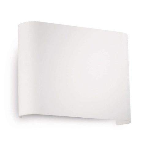 Philips - LED Nástěnné svítidlo 2xLED/2,5W/230V bílá