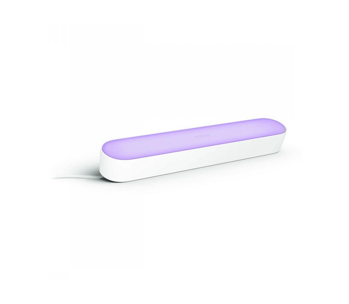 Philips Philips - LED RGB Stmívatelná stolní lampa HUE AMBIANCE LED/6W/230V bílá P2794