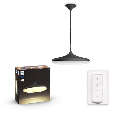 Philips - LED Stmívatelný lustr na lanku LED/39W/230V + DO