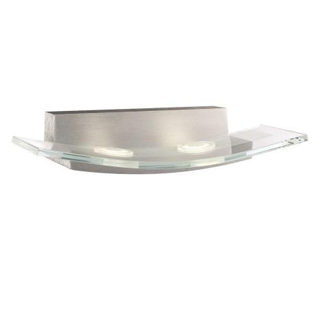 Philips Lirio 37947/48/LI - LED nástěnné svítidlo ALTENA 2xLED/7,5W/230V