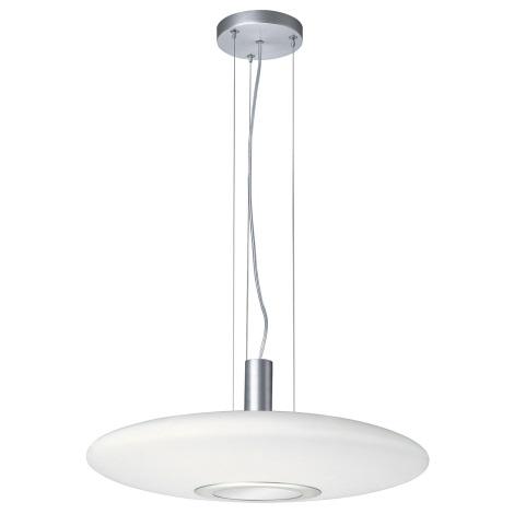 Philips Lirio 40207/48/LI - Závěsný lustr MULTI 1xE27/150W/230V bílá