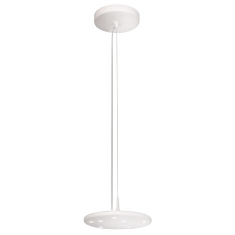 Philips Lirio 40753/31/LI - LED Závěsné svítidlo STELLATE 7xLED/2,5W bílá