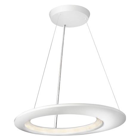 Philips Lirio 40755/31/LI - LED Závěsné svítidlo ECLIPTIC 16xLED/2,5W bílá