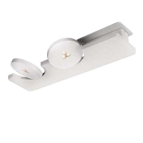 Philips Lirio 40763/31/LI - LED Bodové svítidlo MONETE 2xLED/6W/230V