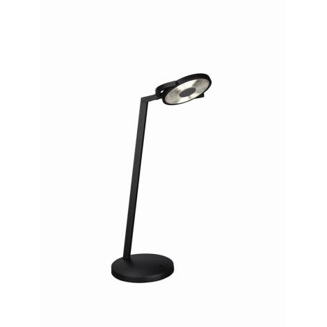 Philips Lirio 43260/30/LI - LED Stolní lampa ERON 1xLED/15W černá
