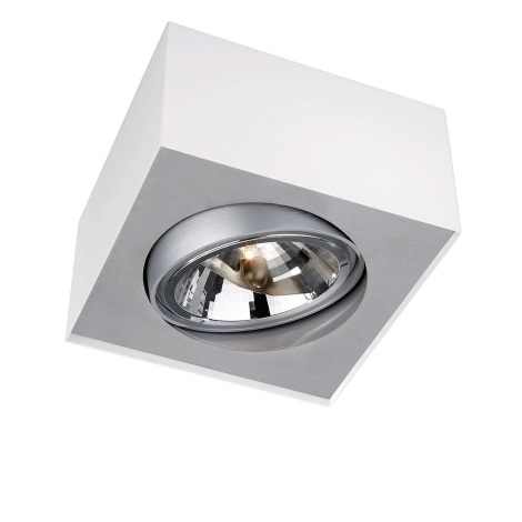 Philips Lirio 57000/31/LI - Bodové svítidlo BLOQ 1xG53/50W/230V
