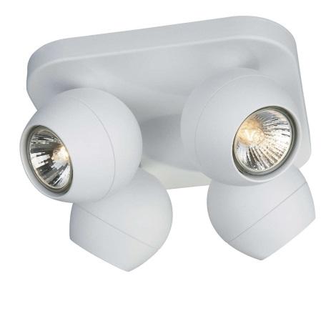 Philips Lirio 57034/31/LI - Bodové svítidlo PLANET 4xGU10/50W/230V