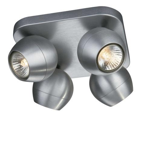 Philips Lirio 57034/48/LI - Bodové svítidlo PLANET 4xGU10/50W/230V