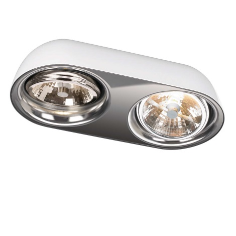 Philips Lirio 57132/31/LI - Bodové svítidlo DOLOQ 2xG53/30W/230V