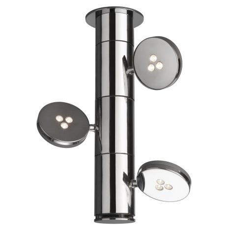 Philips Lirio 57143/11/LI - LED Stropní svítidlo TORNO 3xLED/7,5W