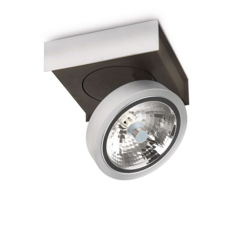 Philips Lirio 57981/48/16 - Bodové svítidlo BONQ 1xG53/45W/230V