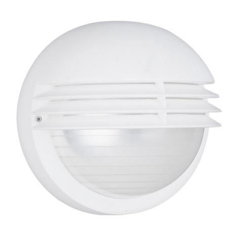 Philips Massive 01302/01/31 - Venkovní nástěnné svítidlo BOSTON 1xE27/60W/230V