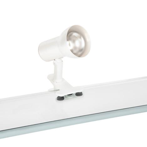 Philips Massive 04922/61/31 - Bodové svítidlo LARES 1xE27/60W bílá
